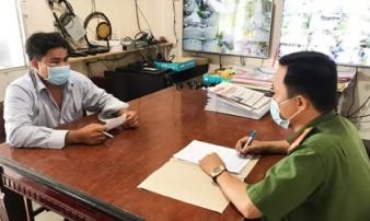 Chân tướng vụ khai báo bị cướp táo tợn giữa TP Tân An