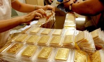 Giá vàng hôm nay 9/8: Từ đỉnh cao lịch sử, giá vàng SJC giảm hơn 2 triệu đồng/lượng