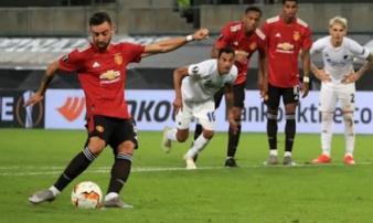 Phạt đền nghiệt ngã, Man United hạ Copenhagen vào bán kết