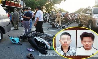 Lời khai 2 thành viên nhóm cướp 'nhí' ở Bình Tân