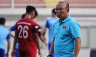 Lùi lịch thi đấu vòng loại World Cup 2022, ĐT Việt Nam hoãn tập trung