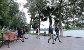 Bắc Bộ đón không khí lạnh tăng cường, Hà Nội có mưa rào và dông