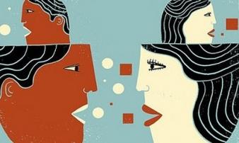 Biết 'ngậm miệng' đúng lúc cũng là một loại đức hạnh, không tùy tiện đánh giá người khác cũng là một kiểu đạo đức