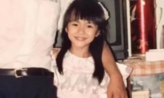 Hà Tăng khoe ảnh chụp khi còn nhỏ, nhan sắc quả thật không phải dạng vừa dù mới 7 tuổi