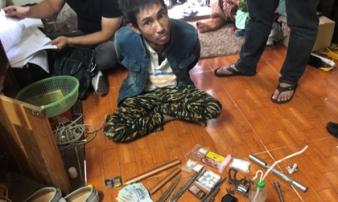 Hải Phòng: Triệt phá ổ nhóm buôn ma túy, bắt giữ 5 đối tượng