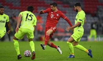 Bayern Munich: Hủy diệt Atletico Madrid ở 'hang hùm'