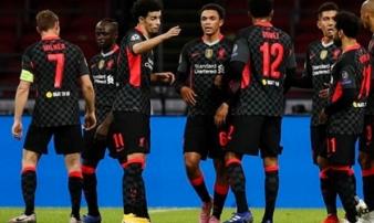 Liverpool nhọc nhằn giành chiến thắng trước Ajax trong ngày hàng công im tiếng
