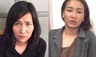 Hai chị em ruột rủ nhau đi cướp để thỏa mãn cơn nghiện