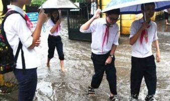 Quảng Nam, Đà Nẵng gửi công văn khẩn cho học sinh nghỉ học để tránh bão số 9