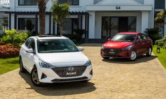 Chênh 116 triệu đồng, đây là sự khác biệt giữa 4 phiên bản Hyundai Accent 2021 tại thị trường Việt Nam