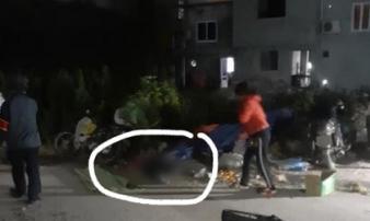 Hưng Yên: Chồng bất ngờ đâm chết vợ ngay tại chợ