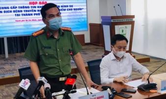 Nóng: Khởi tố vụ án 'Làm lây lan dịch bệnh truyền nhiễm nguy hiểm cho người'