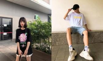 Update ngay những mẫu thời trang unisex của Urban Outfits hot nhất hiện nay
