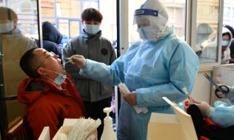 Đợt bùng phát Covid-19 mới ở Trung Quốc có thể đã âm thầm lây lan hơn 2 tháng