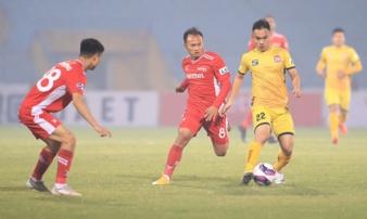 Đương kim vô địch Viettel thua sốc ở vòng 1 V-League 2021