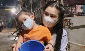 Vợ Vân Quang Long livestream làm rõ số tiền 113 triệu nhận từ Hàn Thái Tú