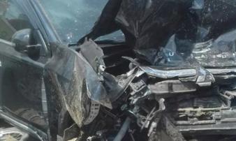 """Công an truy tìm hành khách trên chuyến xe """"tử thần"""" khiến 5 người thương vong"""