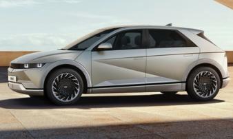 Vừa ra mắt, Hyundai Ioniq 5 có lượng đặt hàng khủng khiếp