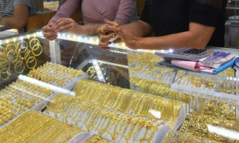 Giá vàng hôm nay 6-3: Bật tăng bất thành, người mua mất tương đương 1 triệu đồng/lượng sau 5 ngày
