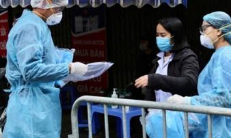 Sáng 7-3, hai phụ nữ Hà Nội, Thanh Hóa mắc Covid-19 khi nhập cảnh ở Kiên Giang