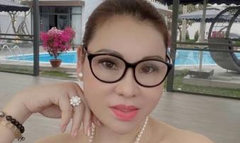 Nữ đại gia Vũng Tàu, vợ của một diễn viên có tiếng bị bắt