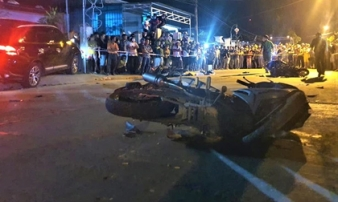 Vụ ô tô 'điên' tông hàng loạt xe máy, 7 người thương vong: Tài xế ô tô vi phạm nồng độ cồn