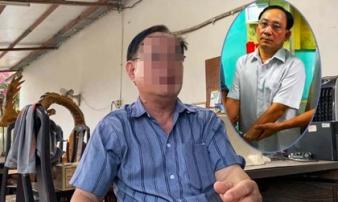 Vụ GĐ bệnh viện dằn mặt 'tình địch' nhưng giết nhầm người: Cán bộ huyện khẳng định 'cả 2 chỉ là bạn nhậu'