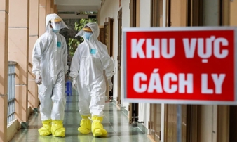NÓNG: Hà Nội ghi nhận một bác sĩ bệnh viện tuyến Trung ương dương tính SARS-CoV-2 từng đi hát karaoke, F1 ở nhiều quận huyện