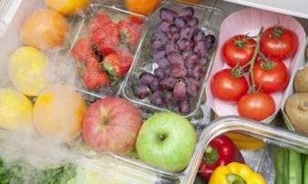 8 loại quả cực 'ghét tủ lạnh'' nhưng chị em không biết: Tiện tay để vào mất hết chất bổ, rước hại vào người