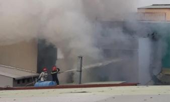 Người sống sót trong vụ cháy kinh hoàng làm 8 người tử vong ở TP.HCM sức khỏe ra sao?