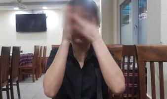 Dòng tin nhắn đẫm nước gửi mẹ của nữ sinh tố bị bố ruột nhiều lần hiếp dâm ở Phú Thọ