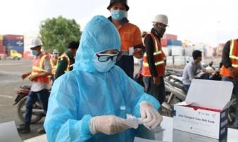 Trong số 53 nhân viên BV Bệnh nhiệt đới mắc Covid-19, chỉ 1 người có triệu chứng