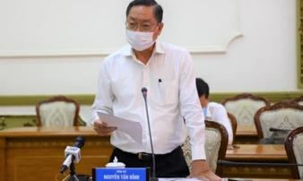 Sở Y tế TP.HCM đề xuất tiếp tục giãn cách xã hội toàn thành phố theo Chỉ thị 15 của Thủ tướng Chính phủ