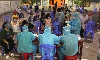 Nghệ An: Thêm 3 ca dương tính với virus SARS-CoV-2