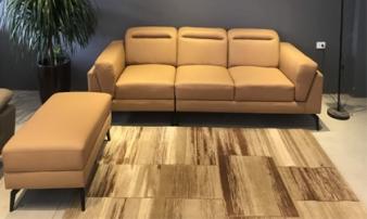Sofa chất liệu da và sofa vải loại nào dễ sử dụng hơn?