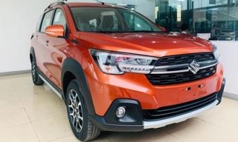 Suzuki XL7 giảm giá kỷ lục tại đại lý, rẻ hơn gần trăm triệu so với Mitsubishi Xpander