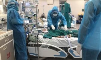Bộ Y tế công bố thêm 106 ca Covid-19 tử vong trong 8 ngày