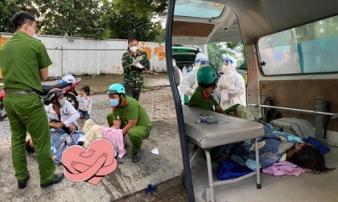 Nam sinh viên cảnh sát và bộ đội trở thành 'bà mụ đỡ đẻ' cho thai phụ ngay trên vỉa hè phố Sài Gòn