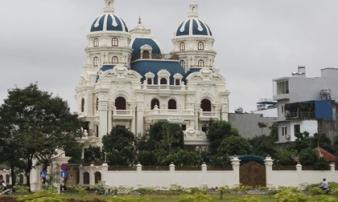 Lâu đài hoành tráng bậc nhất Hải Phòng của đại gia xăng dầu Ngô Văn Phát đáng giá bao nhiêu?