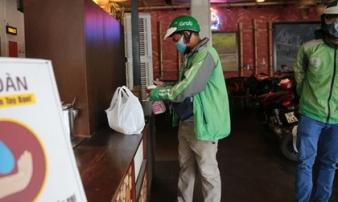 Hà Nội đề xuất shipper được giao đồ ăn tại 19 quận, huyện, thị xã