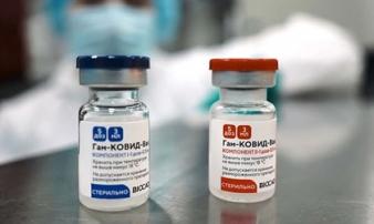 Vắc-xin Sputnik V: Công nghệ, độ an toàn và hiệu quả, khả năng chống biến thể Delta