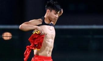 Thầy Park nhận tin sét đánh khi trụ cột thay thế Trọng Hoàng bất ngờ dính chấn thương