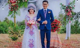 Mắc kẹt trên Tây Bắc vì dịch, chàng trai Sài Gòn 'cưới ngay' vợ người H'Mông xinh đẹp