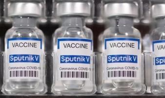VABIOTECH lên tiếng về lô vắc-xin Covid-19 Sputnik V nhập về Việt Nam có hạn sử dụng 1 tháng