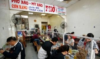 Hà Nội cho phép nhà hàng ăn uống được phục vụ tại chỗ từ 6h ngày mai 14/10