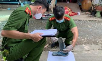 2 cha con bất ngờ bị hàng xóm chém tử vong ở An Giang: Hung thủ khai gì?
