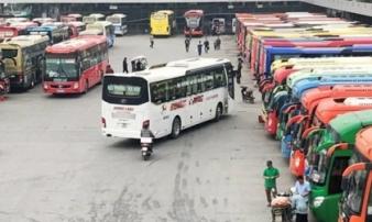 27 tỉnh thành đồng ý cho xe khách liên tỉnh chạy trở lại, áp dụng quy định xét nghiệm đến hết ngày 20/10