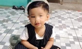 Tìm thấy thi thể bé trai 2 tuổi mất tích ở Bình Dương: 'Ba từng lội xuống suối tìm nhưng không thấy con'