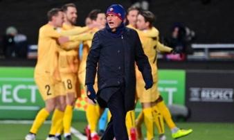 SỐC: Đội bóng của Mourinho thua bàng hoàng với tỷ số 'không tưởng' trước đối thủ vô danh