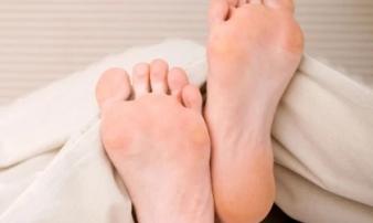 'Căn bệnh sát thủ' hầu như không có triệu chứng, trừ dấu hiệu ở chân